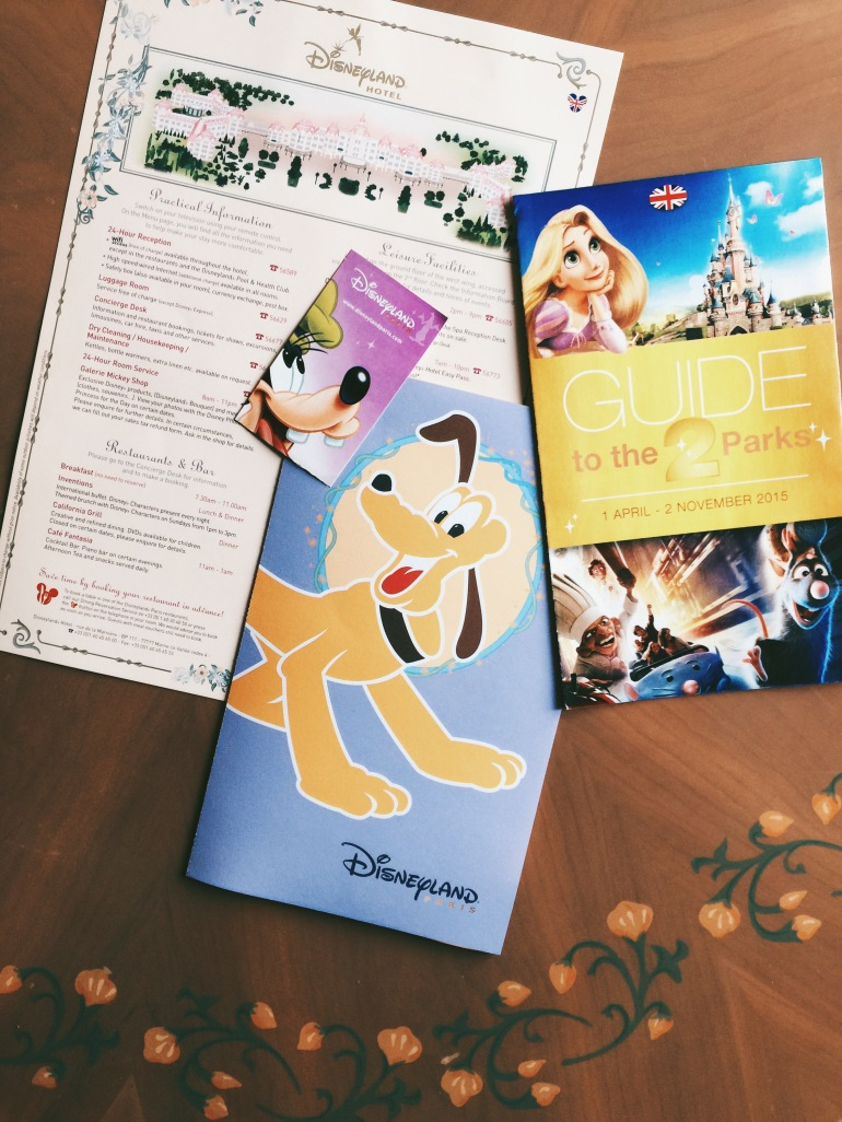 DLP pamphlets
