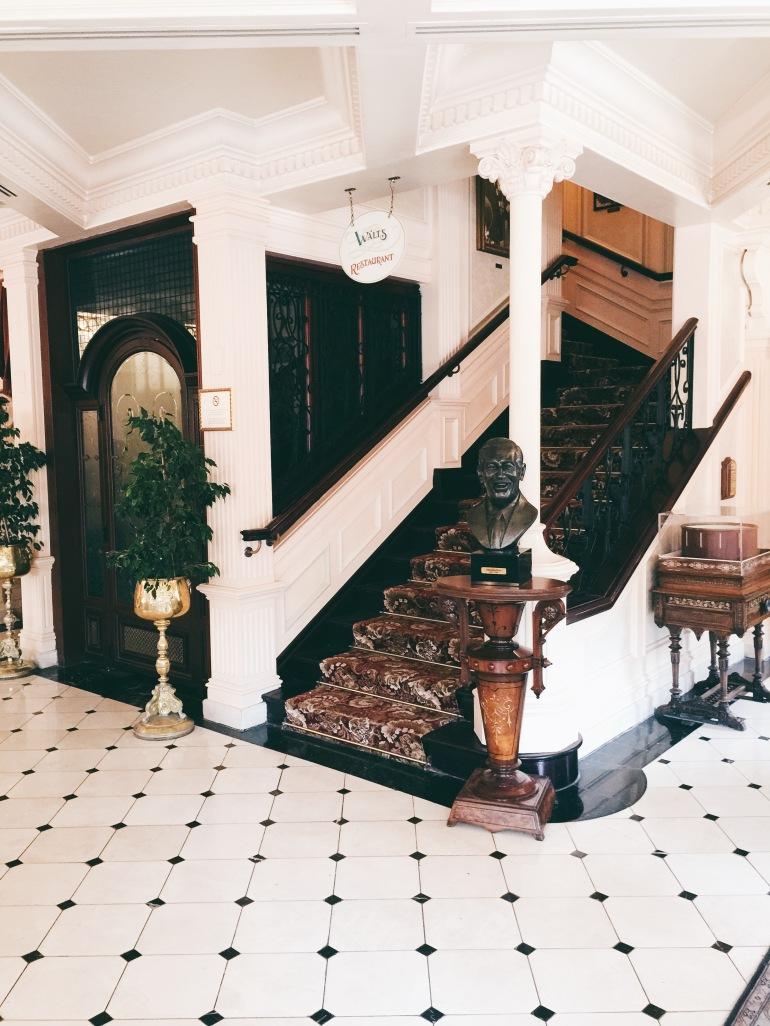 Walt's interior 1
