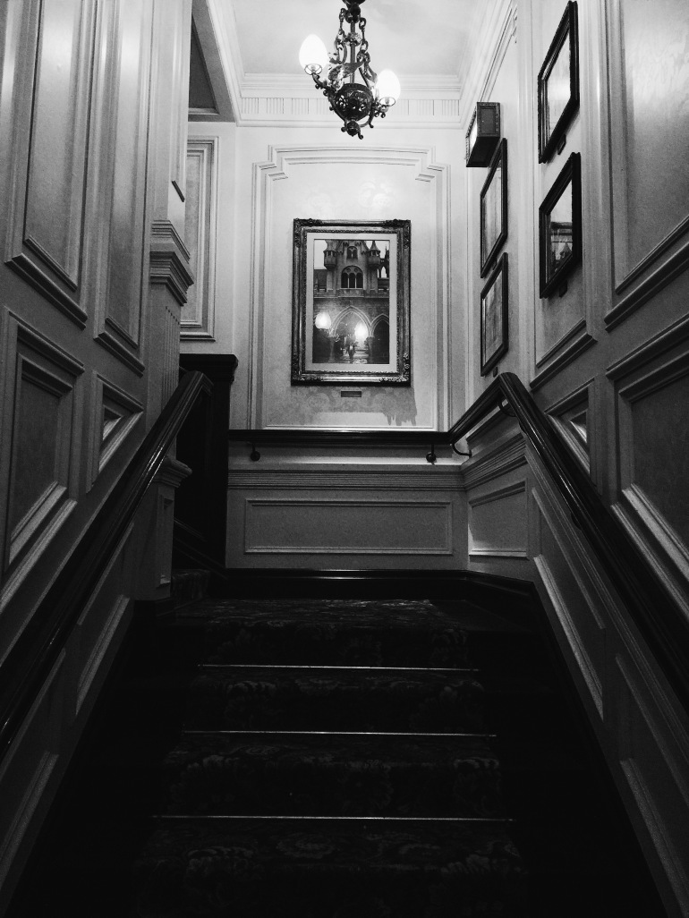 Stairs, goodbye