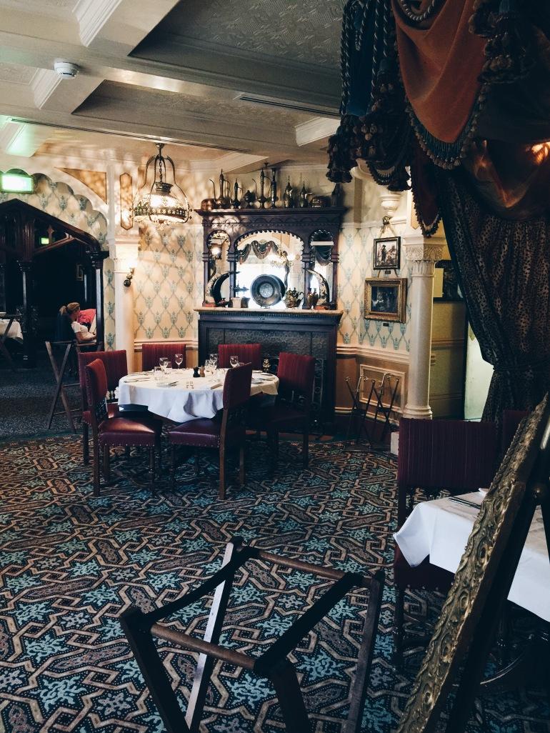 Walt's interior 3