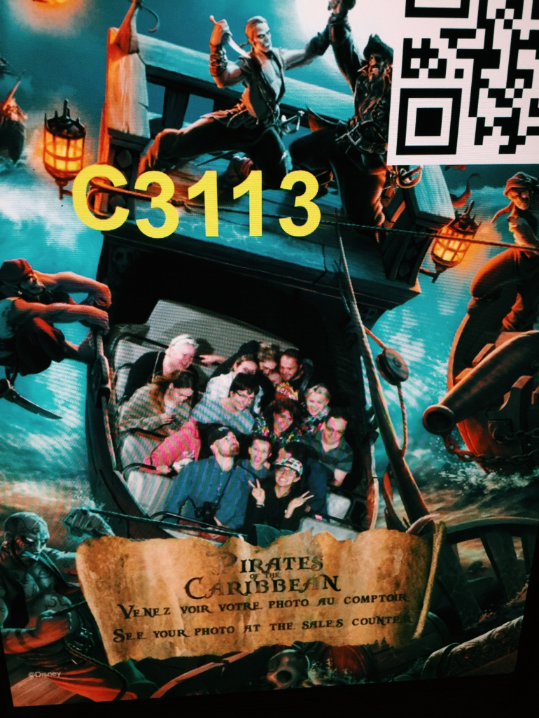 Pirates photopass