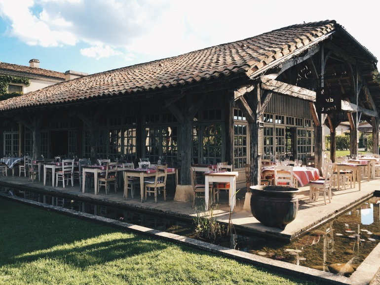 Hotel + restaurant