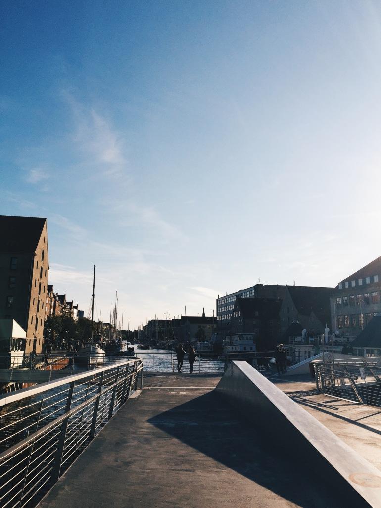 Walk to Christiania