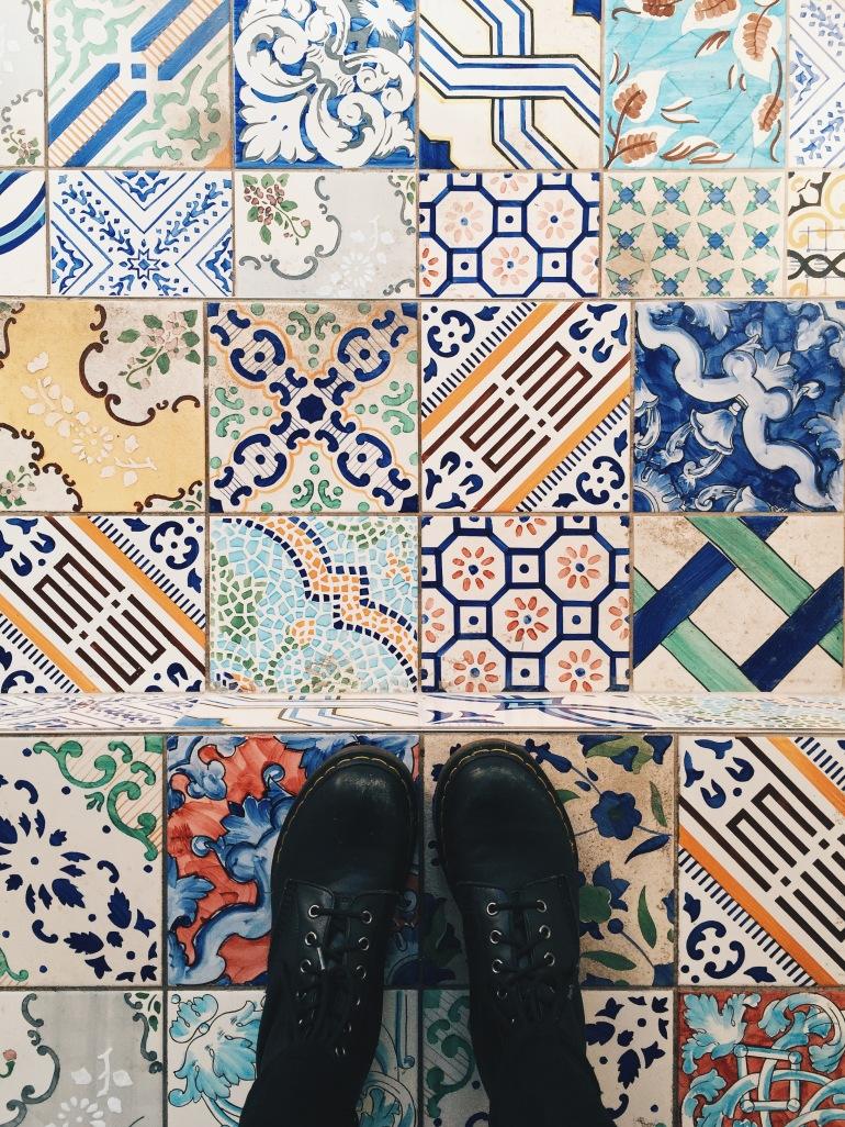 Amsterdam Tiles