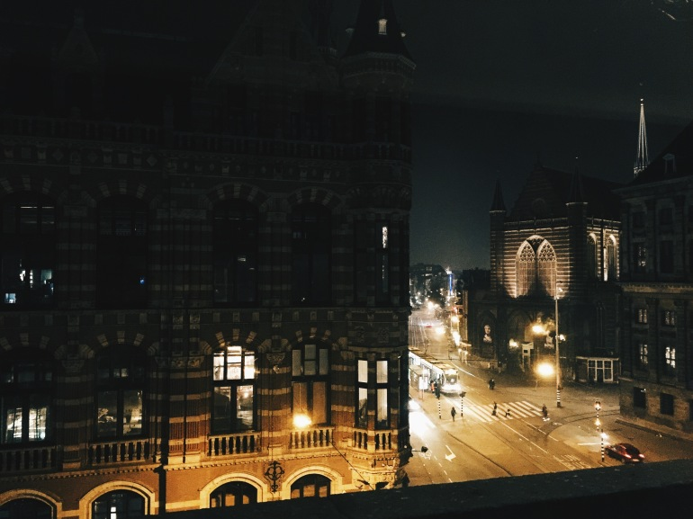 W Hotel view 1