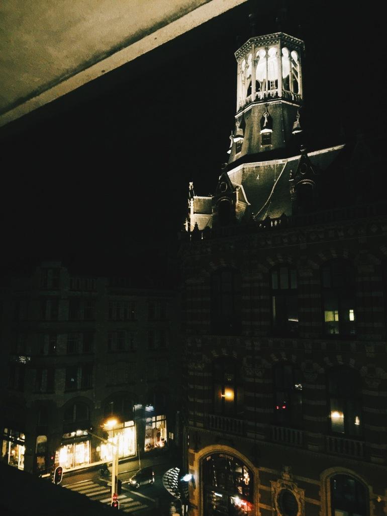 W Hotel view 2