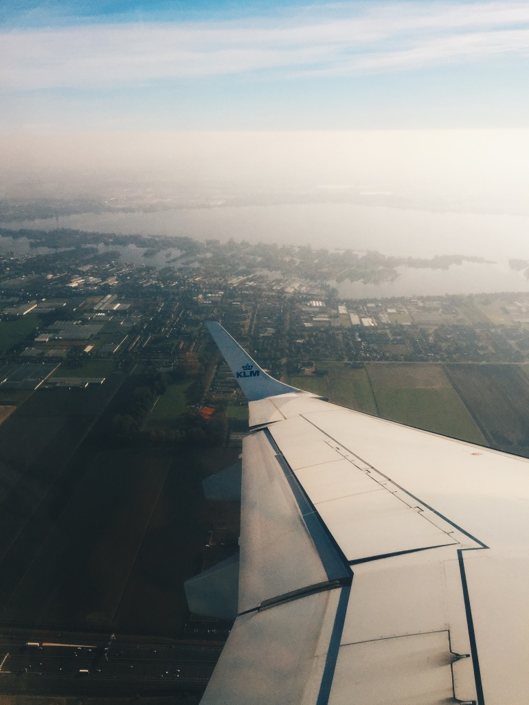 That fog tho