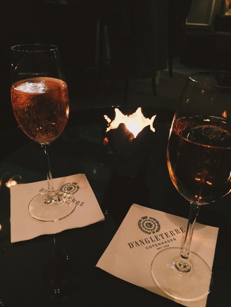 Balthazar rose champagne