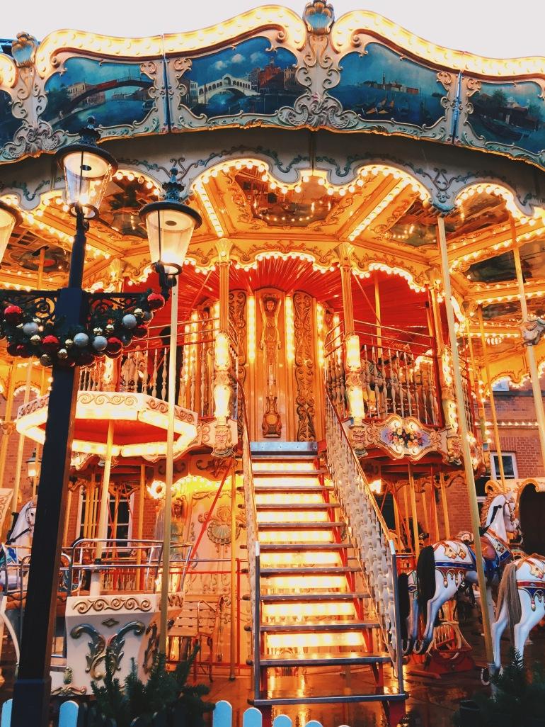 Tivoli - carousel