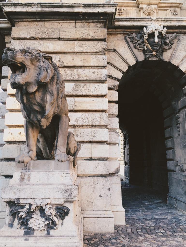 LION + LADY