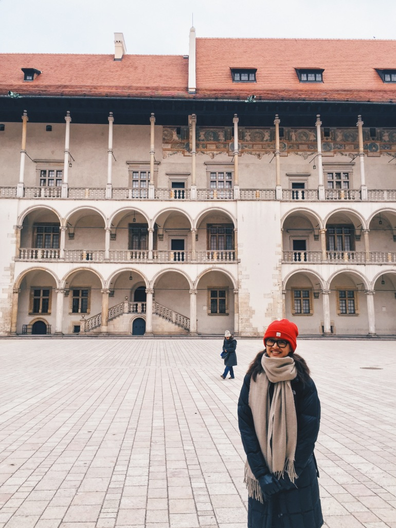 Wawel AND ME HELLO