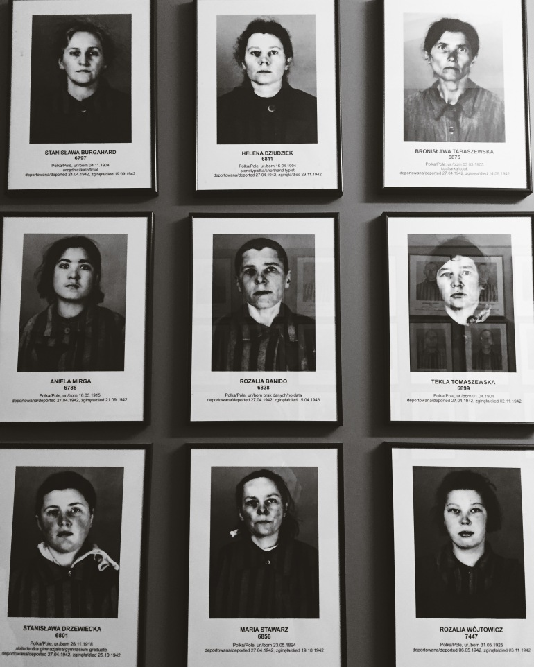 Auschwitz - photos women