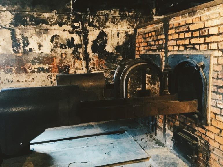 Auschwitz ovens