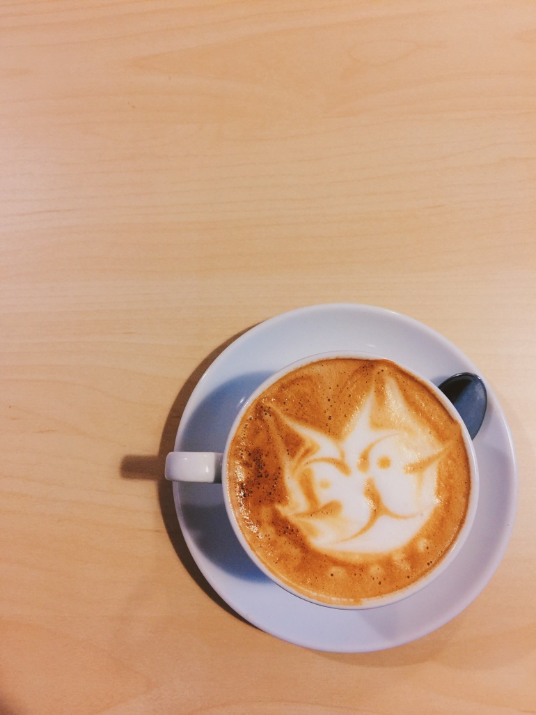 Kitty coffee