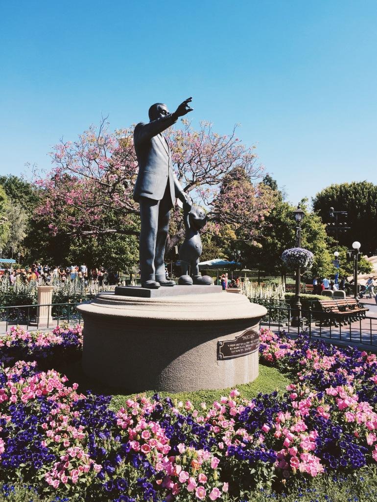 Disneyland partners