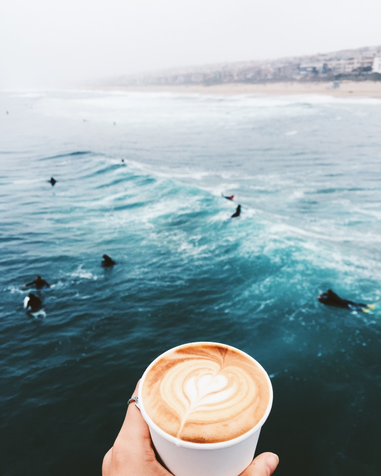 COFFEE + Pac Ocean
