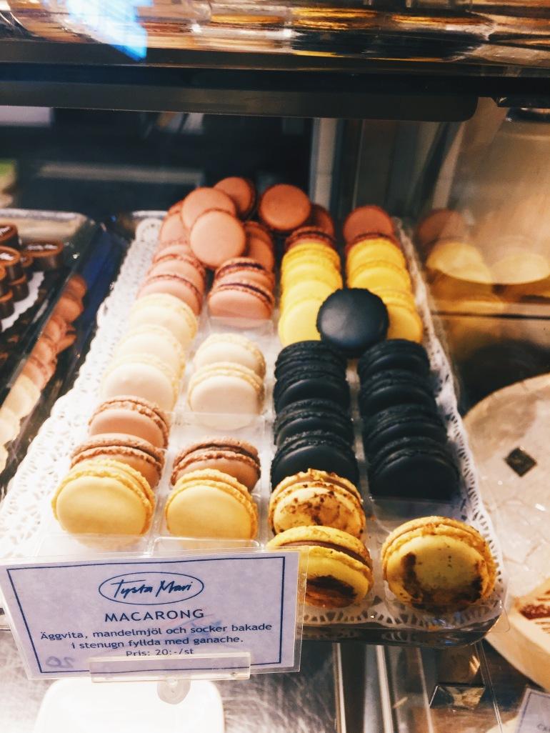 SALUHAL macarons
