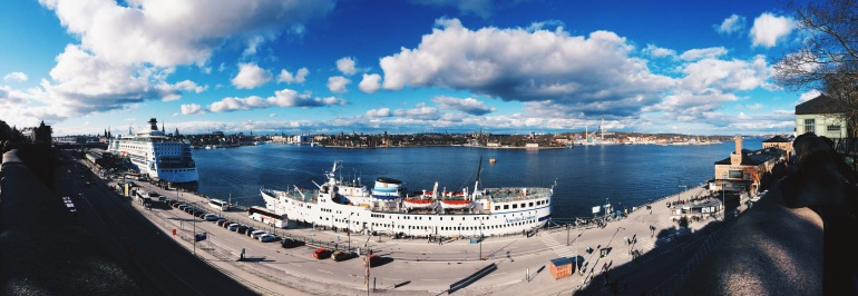 Views from Sodermalm