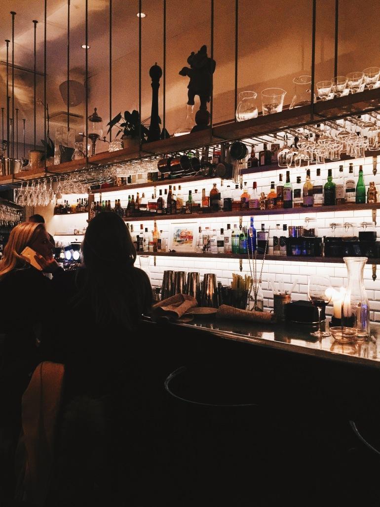 Dinner - bar