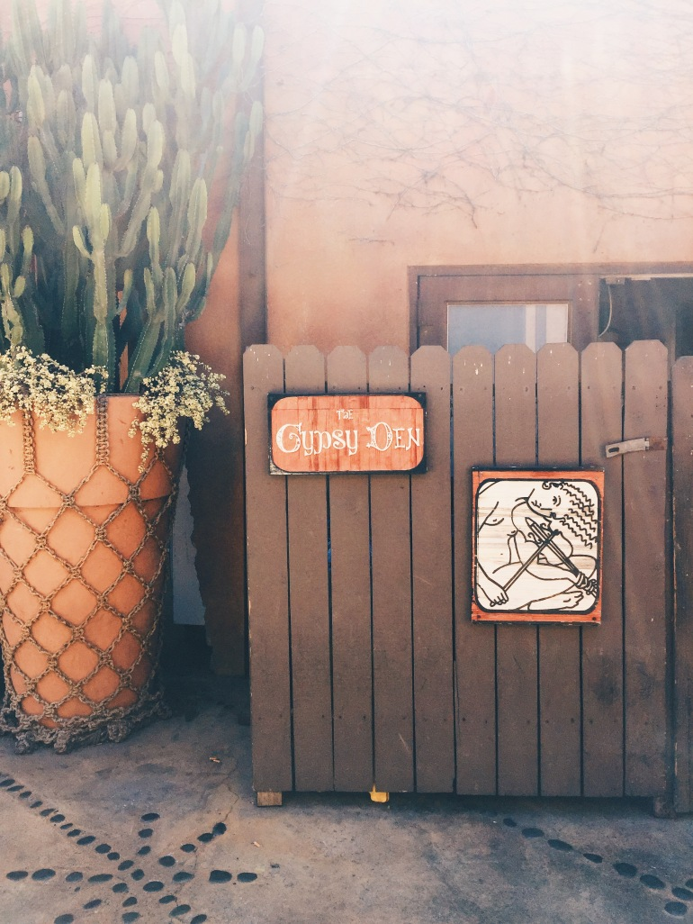 THELAB - gypsy den