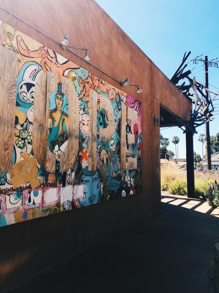 THELAB - mural