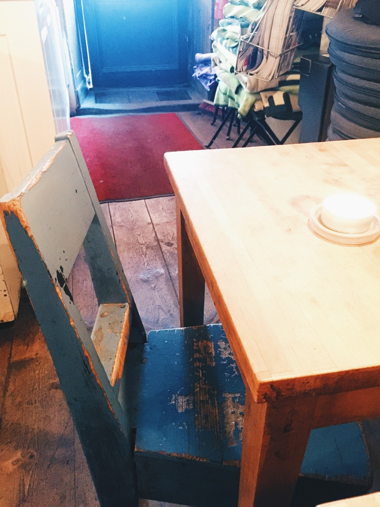 Gamla Stan - baby stool