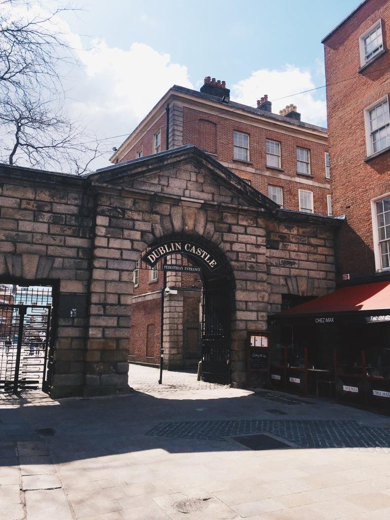 Touristing - Dublin Castle