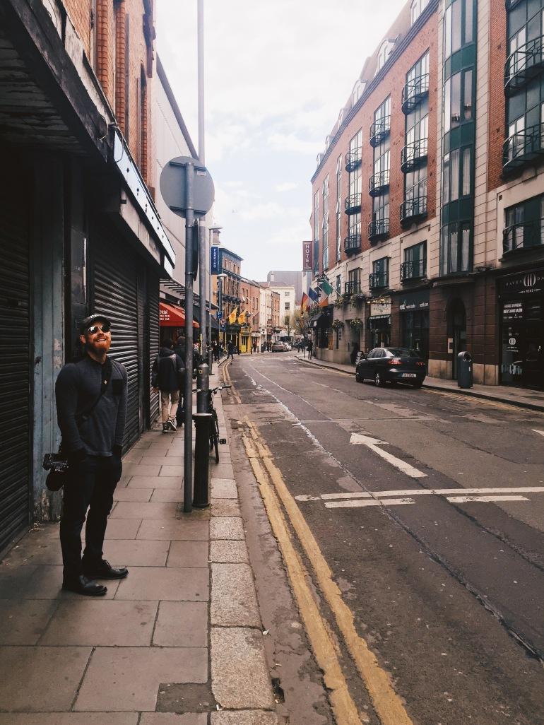 Touristing - w/ this guy