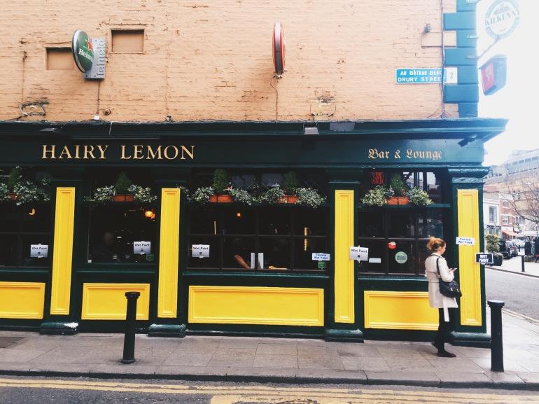 Hairy Lemon