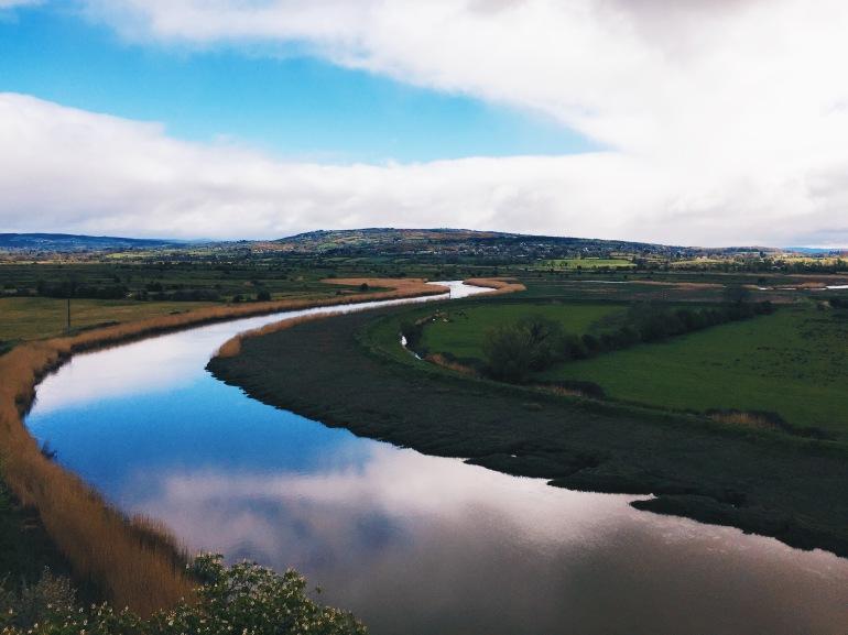 Bunratty - ratty river