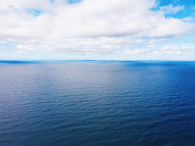 Moher ocean