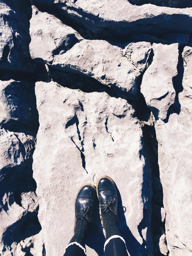 Burren feets
