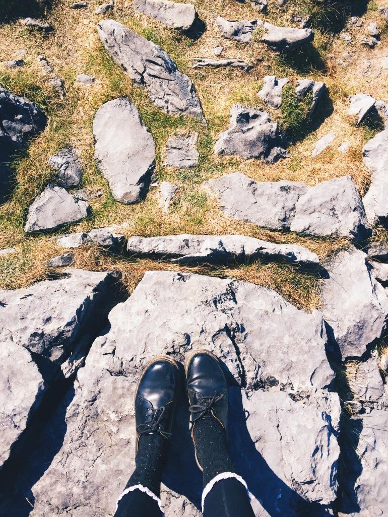 Burren feets again