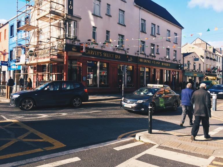 Burren garvey's pub