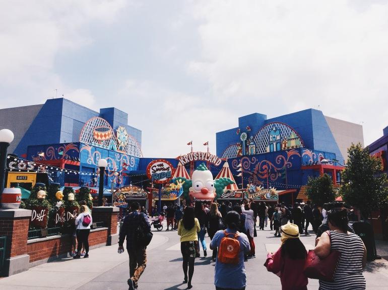 Universal Simpsonsland