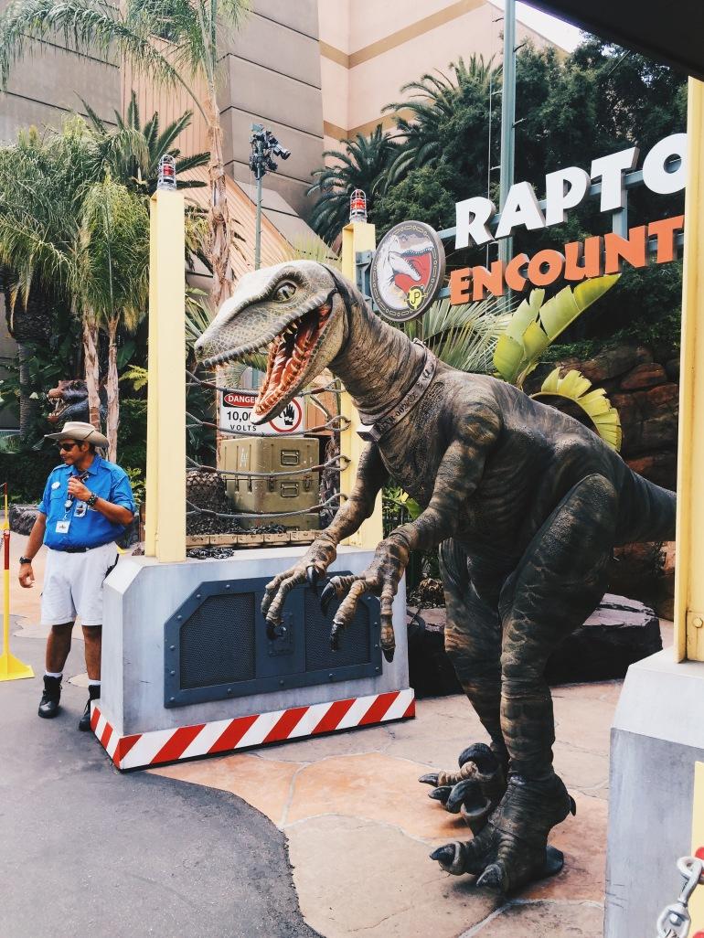 Universal Raptor