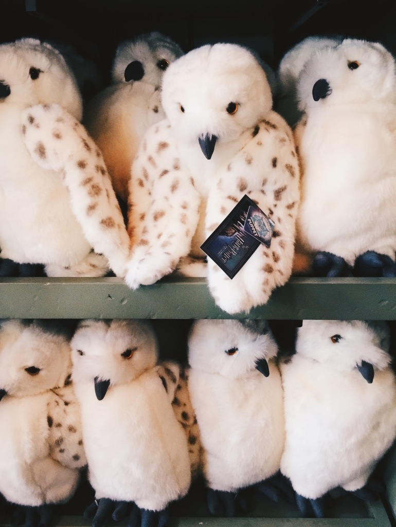 Hogsmeade Owl Post