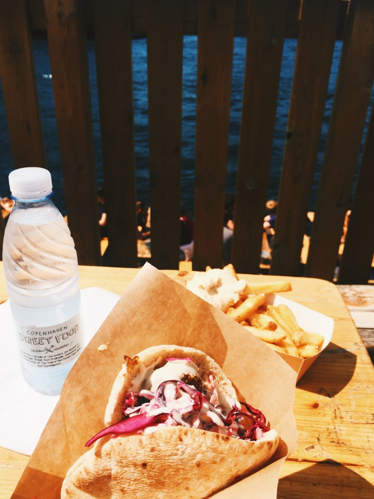 Summertime eats with a view