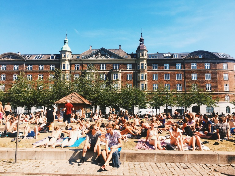 Summertime - Islands Brygge