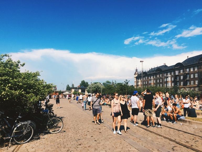 Summertime - Rain Clouds