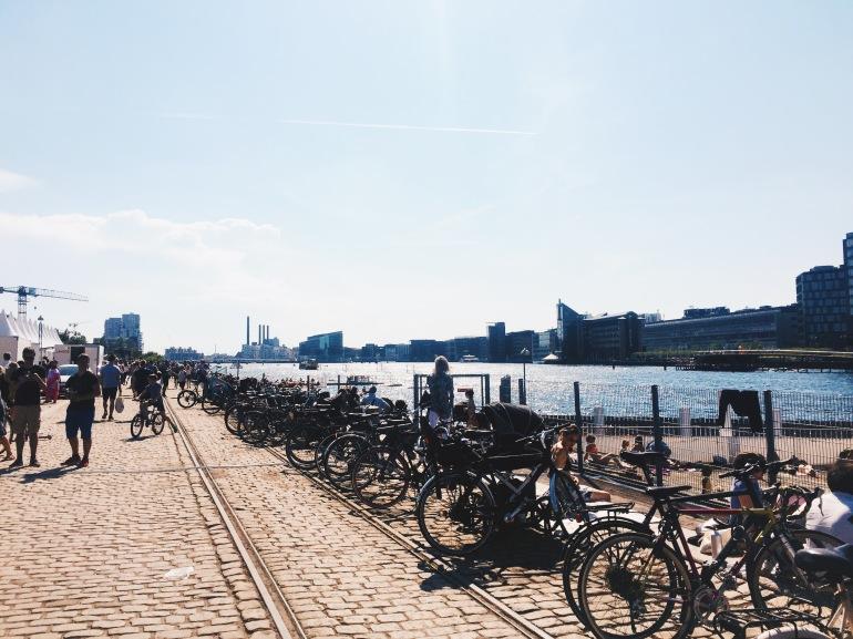 Summertime - Islands Brygge