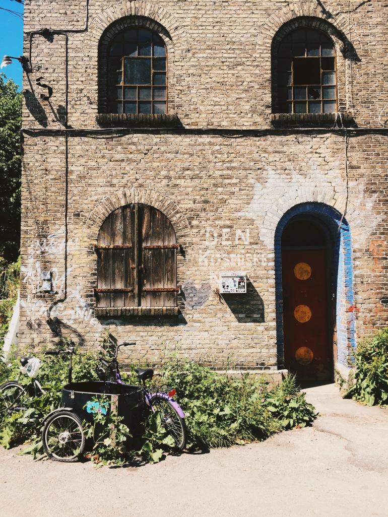 Christiania door