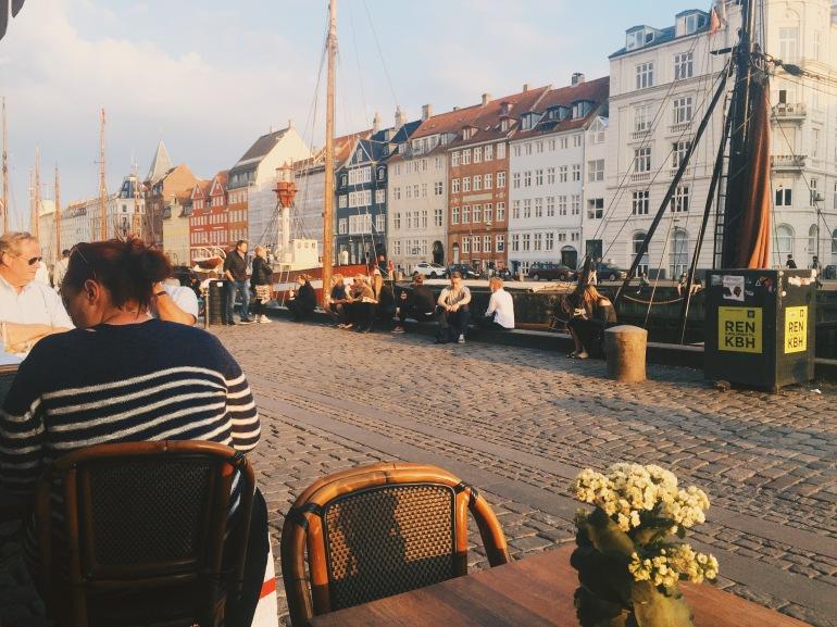 Nyhavn view