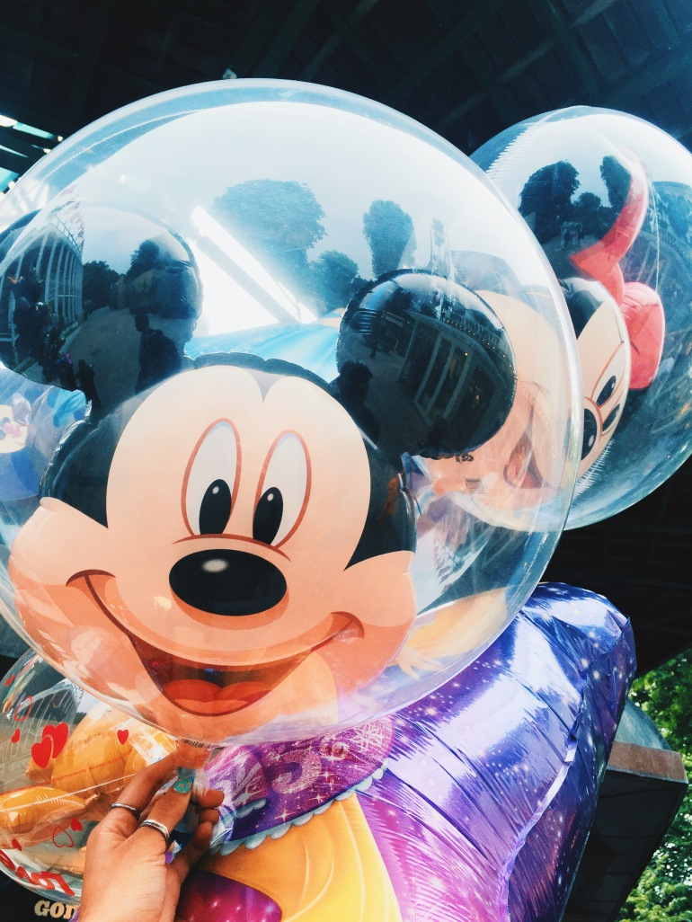 Tivoli #balloonstalking