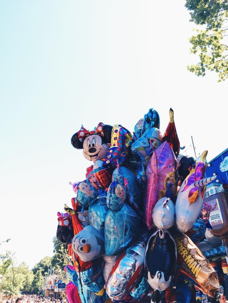 Bakken balloons