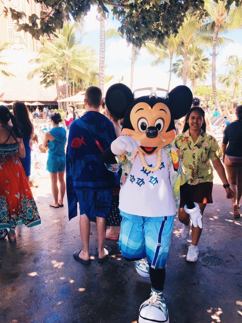 Aulani - Mickey