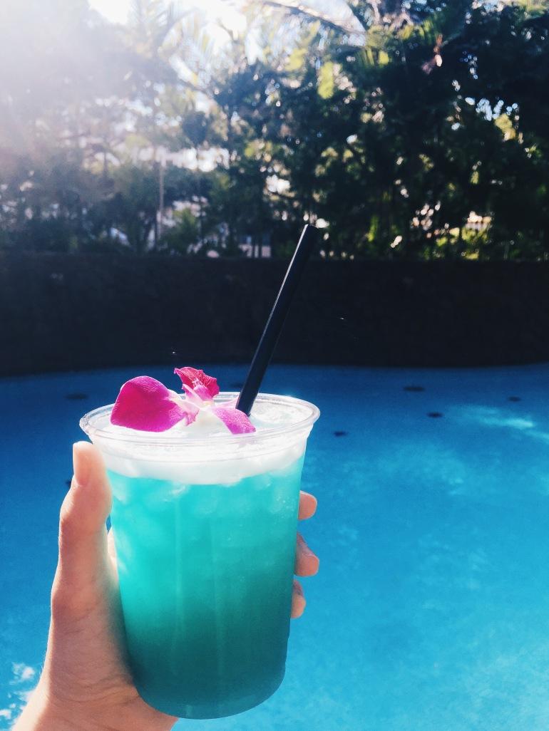 Aulani - blue drank