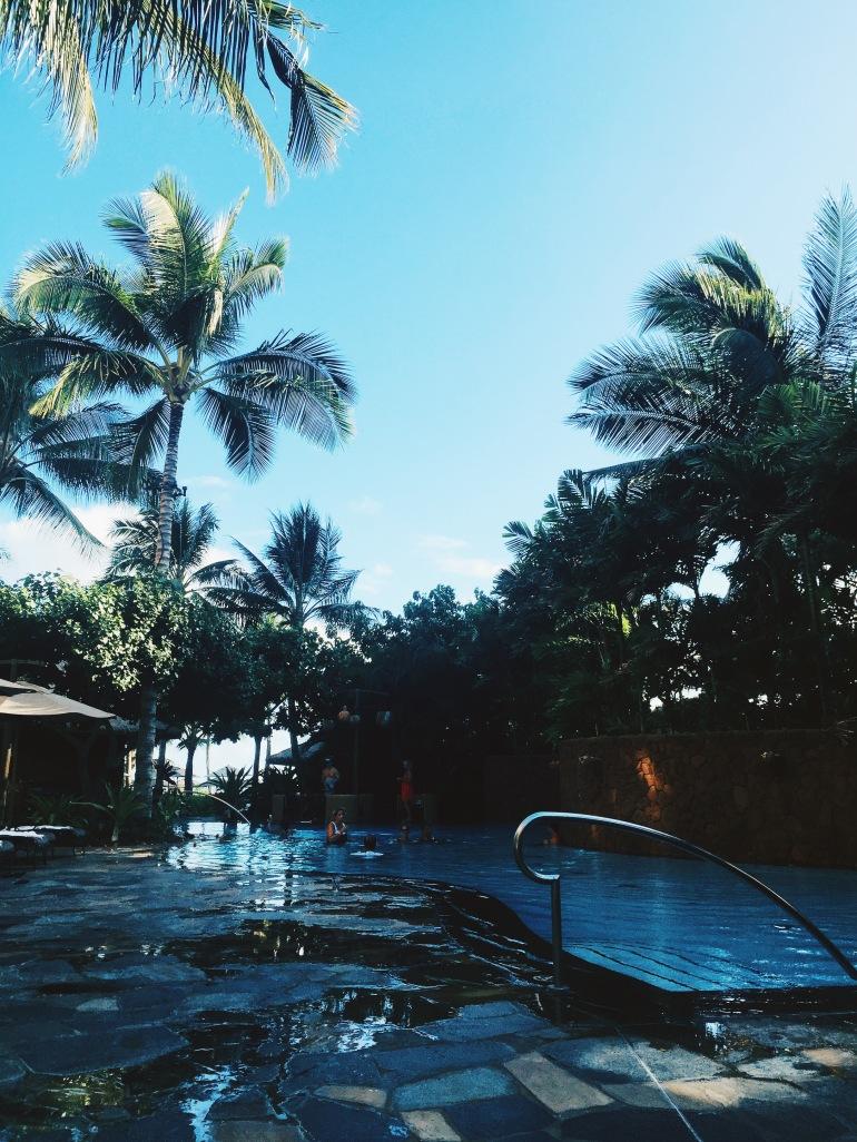 Aulani - adult pool