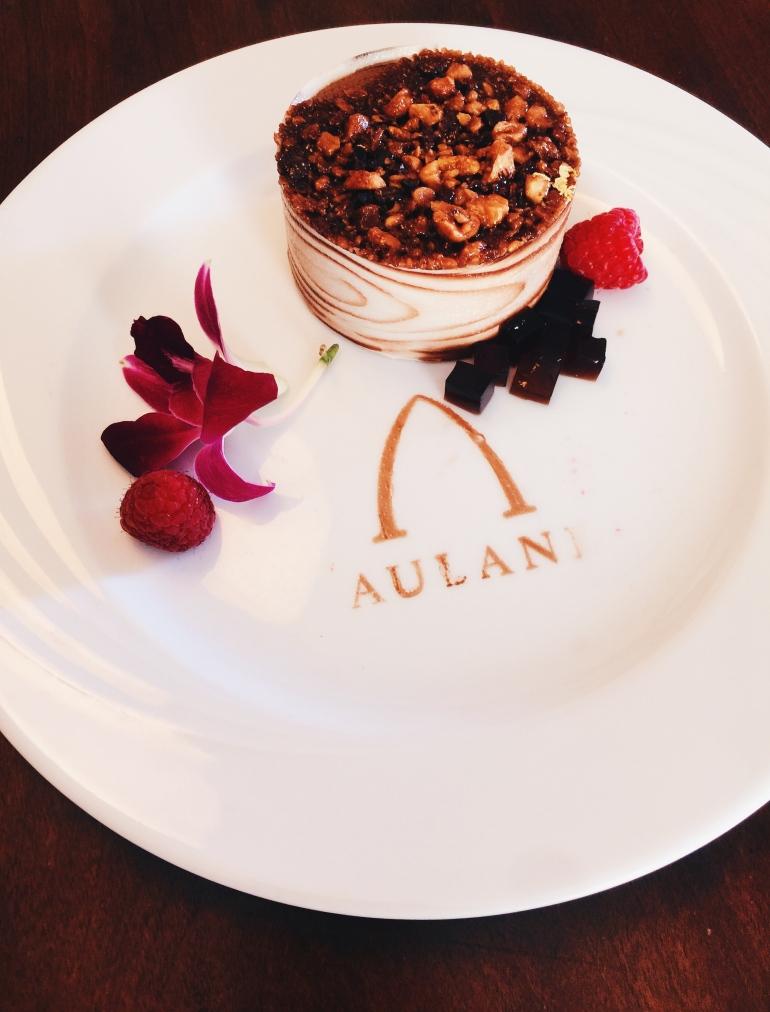 Aulani - dessert