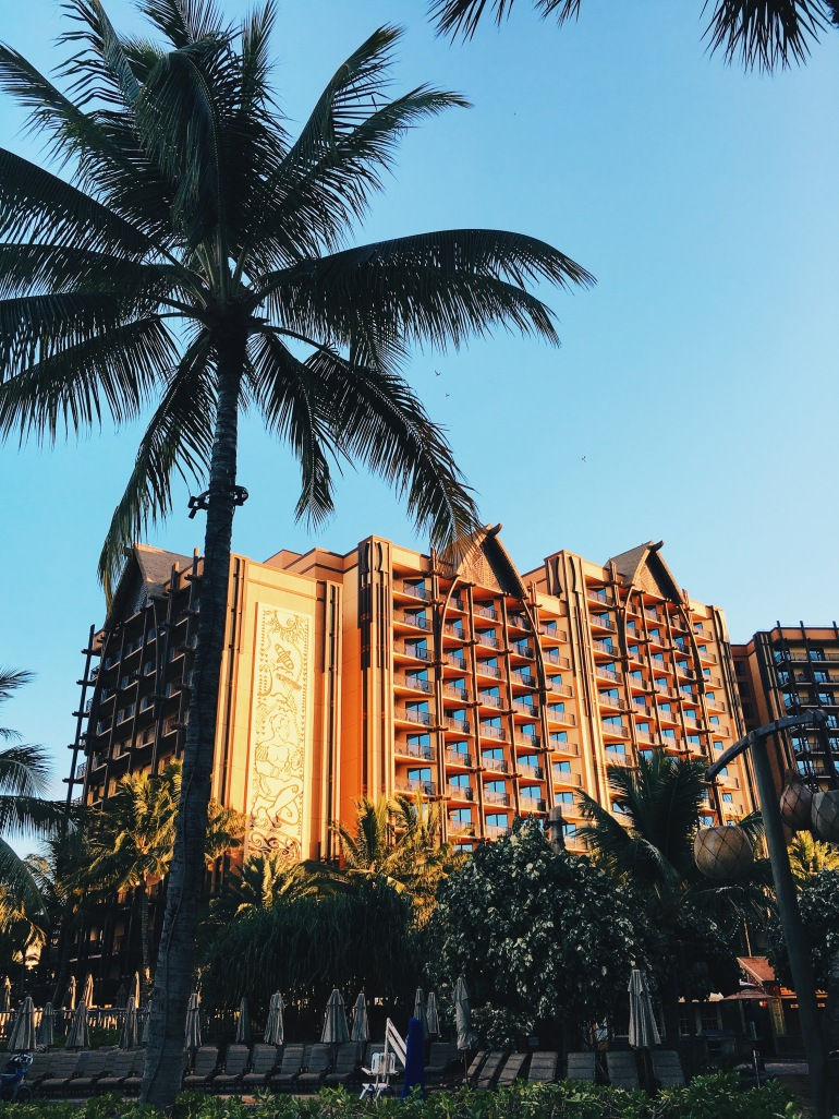 aulani morning